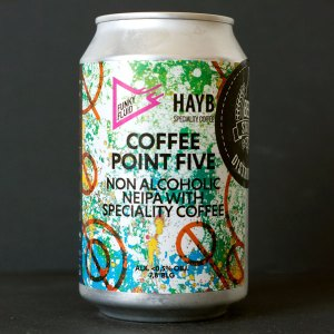 Funky Fluid; Coffee Point Five; Craft Beer; Remeselné Pivo; Pod vrchnakom; Beer Station; Plechovkové pivo; Non ABV NEIPA; Distribúcia piva; Poľské pivo