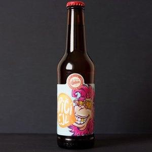 Nachmelená Opice; Budvar; Opičí Ejl; české remeselné pivo; Pale Ale