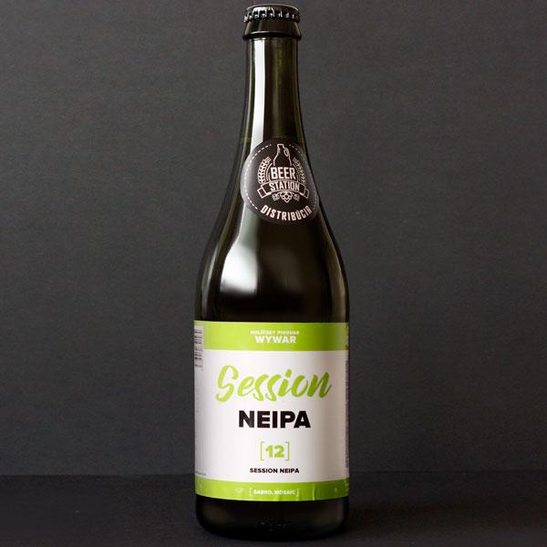 WYWAR; Session NEIPA; Craft Beer; Remeselné Pivo; Živé pivo; Beer Station; Fľaškové pivo; NEIPA
