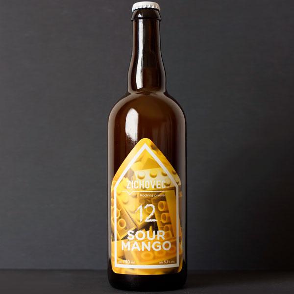 Zichovec; Sour Mango; Zichovec pivo; Zichovec Fruit Sour Ale