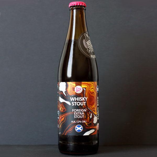 Funky Fluid; Whisky Stout; Craft Beer; Remeselné Pivo; Pod vrchnakom; Beer Station; Fľaškové pivo; Foreign Extra Stout; Distribúcia piva; Poľské pivo