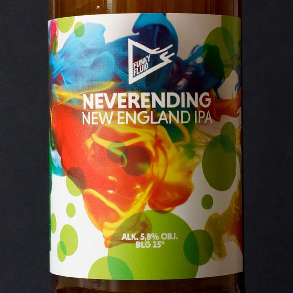 Funky Fluid; Neverending; Remeselné Pivo; Pod vrchnakom; Beer Station; Fľaškové pivo; NEIPA; Distribúcia piva; Poľské pivo