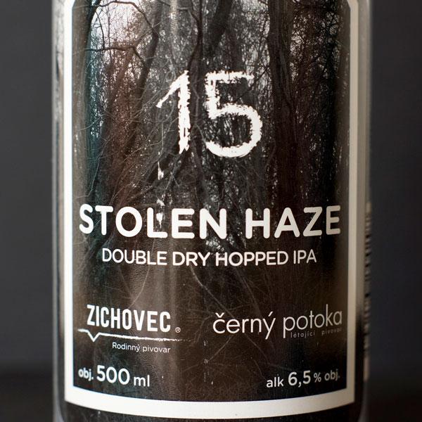 Stolen Haze 15°; Zichovec plechovka; Zichovec; Beer Station; pivo e-shop; remeselné pivo; remeselný pivovar; craft beer Bratislava; živé pivo; DDH IPA; pivo