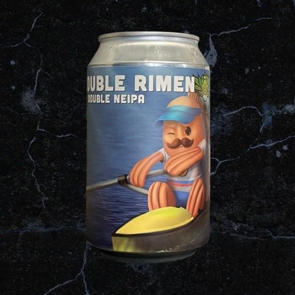 Double Rimen 19°; Lobik plechovka; Lobik; Beer Station; pivo e-shop; remeselné pivo; remeselný pivovar; craft beer Bratislava; živé pivo; Double NEIPA; pivo
