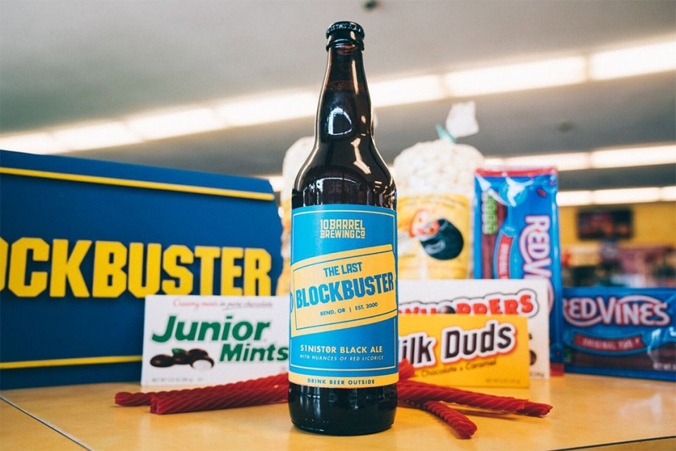 10 Barrel Brewing The Last Blockbuster