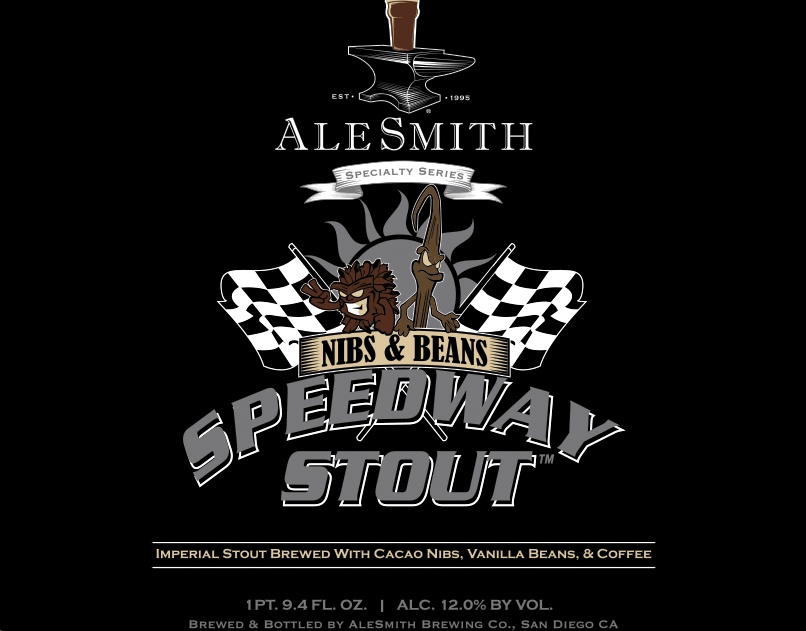 Alesmith Nibs & Beans Speedway Stout