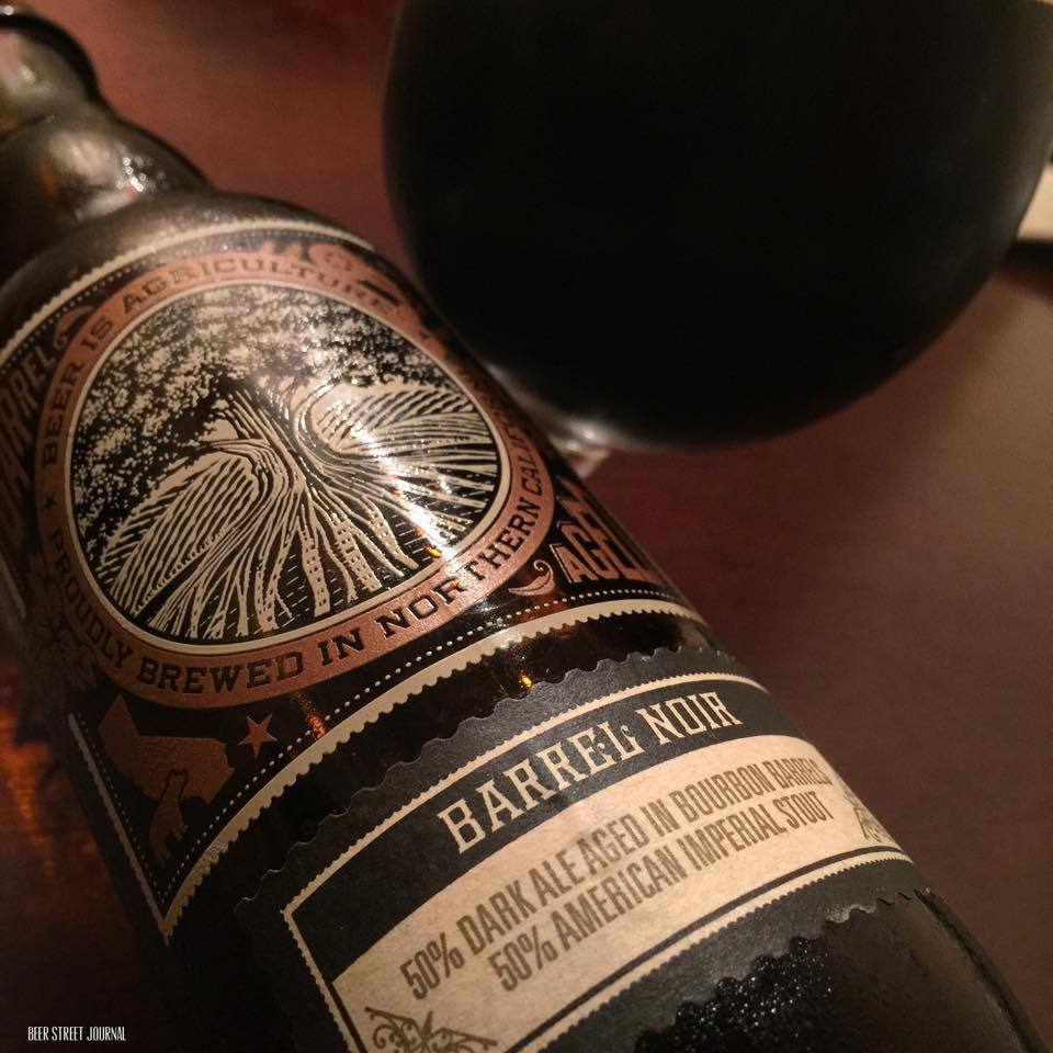 Almanac Barrel Noir