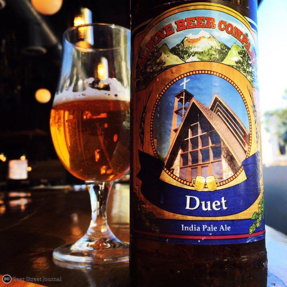 Alpine Beer Duet
