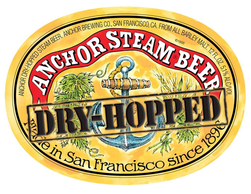 Anchor Dry-Hopped Steam Beer