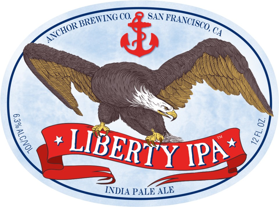 Anchor Liberty IPA
