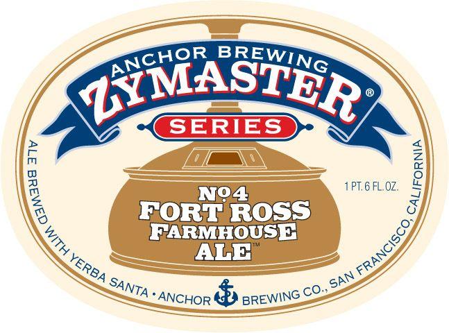 Anchor Zymaster Fort Ross Farmhouse Ale