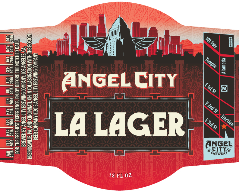 Angel City LA Lager
