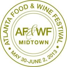 Atlanta Food & Wine 2013