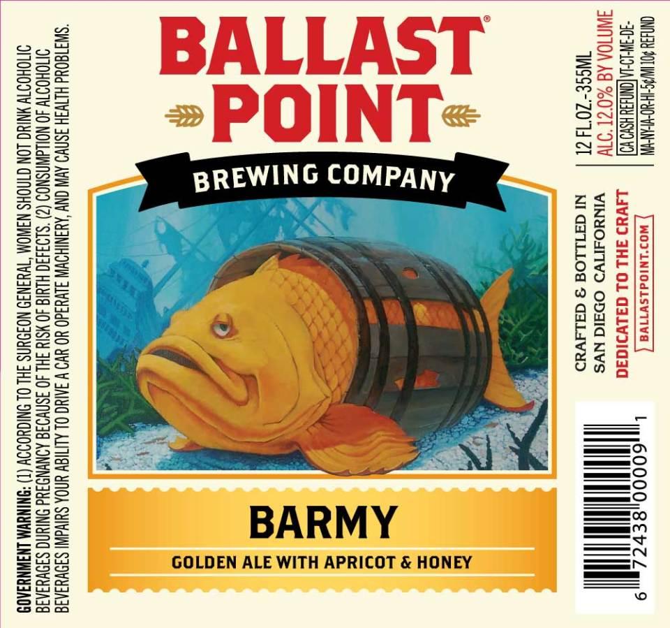 Ballast Point Barmy