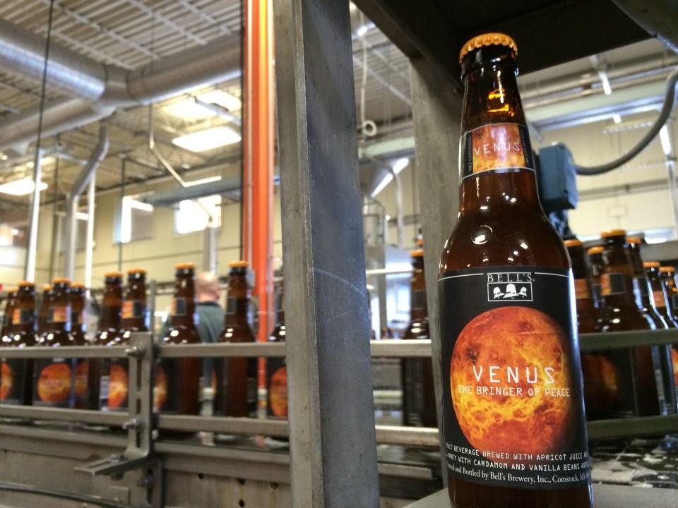 Bell Brewery Venus