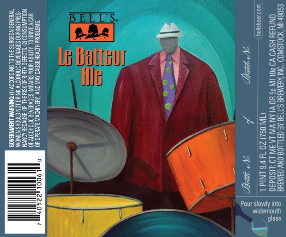 Bell's Le Batteur Ale