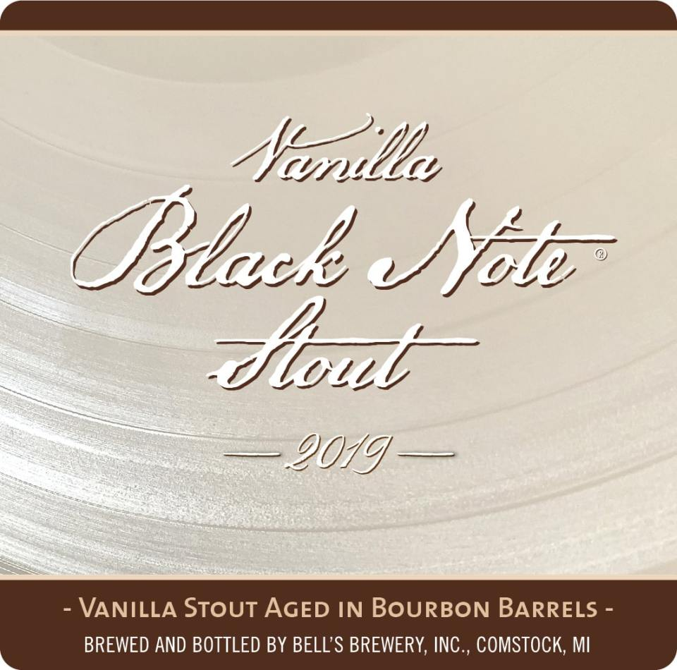 Bell's Vanilla Black Note Stout