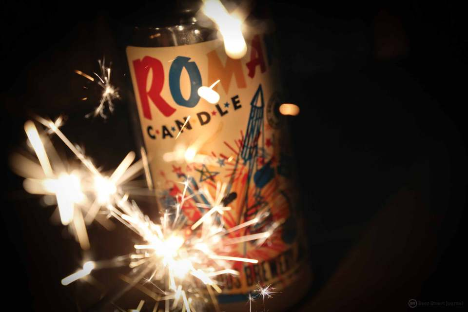 Bellwoods Roman Candle can