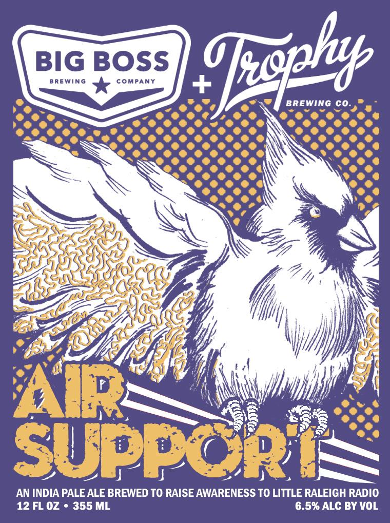 Big Boss Air Support IPA