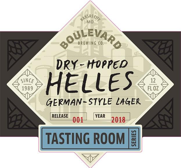 Boulevard Dry-Hopped Helles