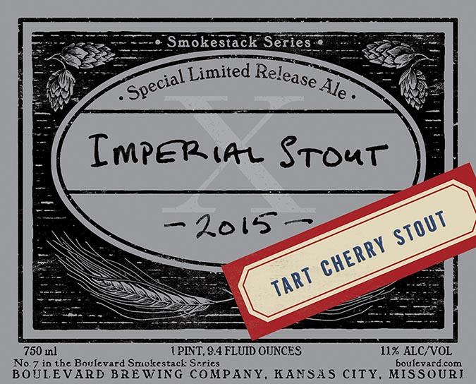 Boulevard Imperial Stout X Tart Cherry