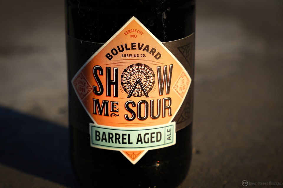 Boulevard Show Me Sour Bottle