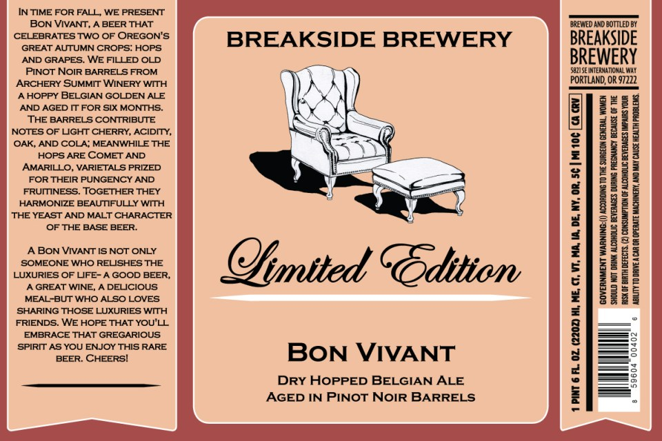 Breakside Bon Vivant