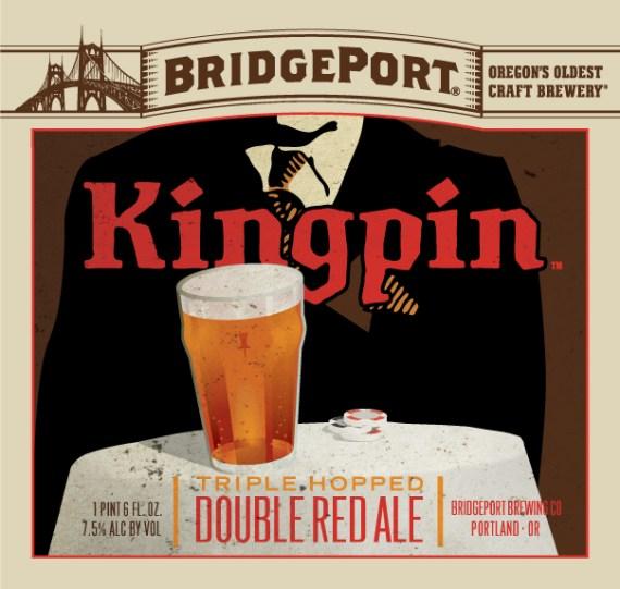 Bridgeport Kingpin 22oz