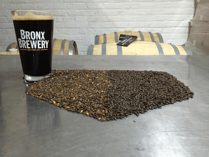 Bronx Brewery On the Black