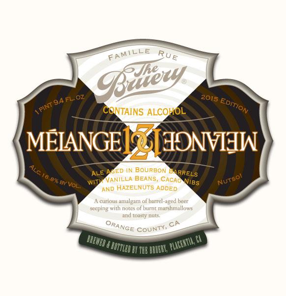 Bruery Melange 12