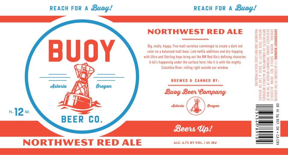 Buoy Beer Northwest Red Ale