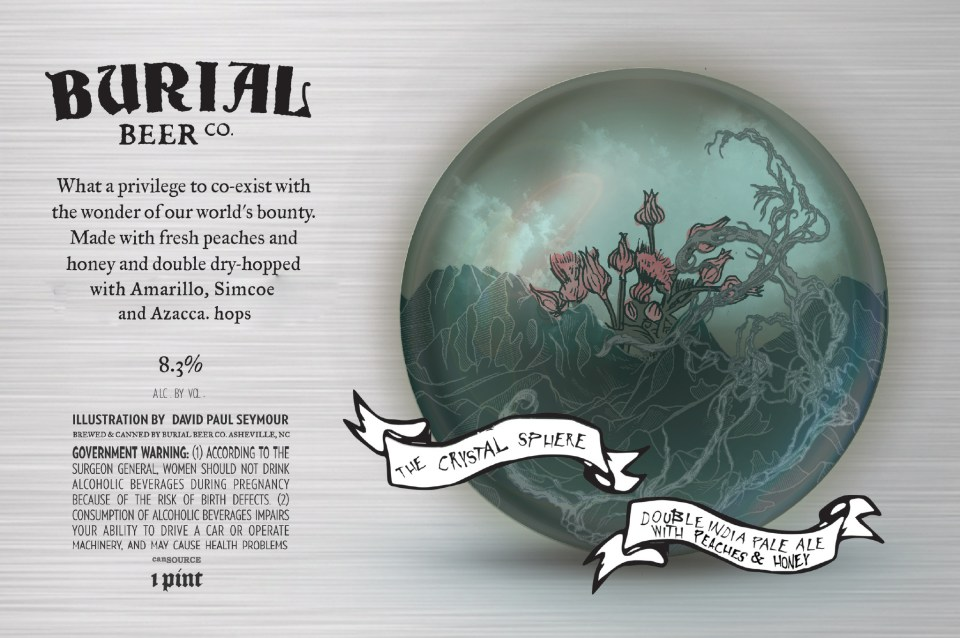 Burial The Crystal Sphere