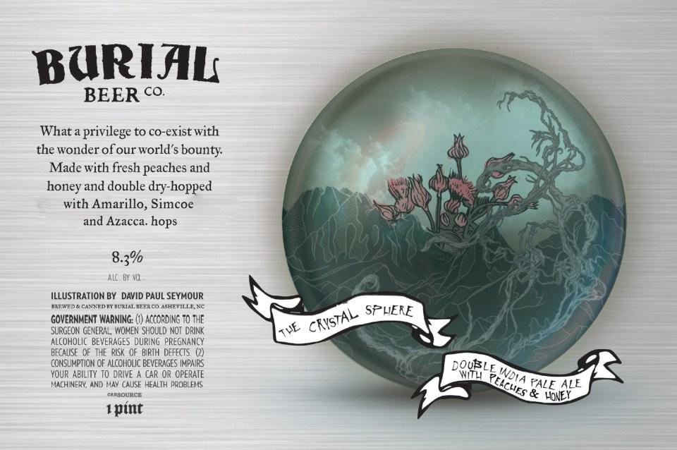 Burial The Crystal Sphere