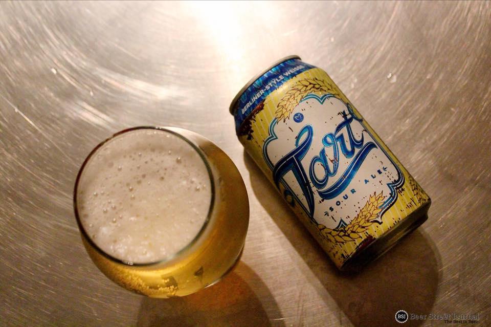 Champion Brewing Tart Sour Ale