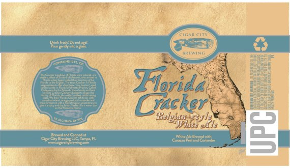 Cigar City Florida Cracker Cans