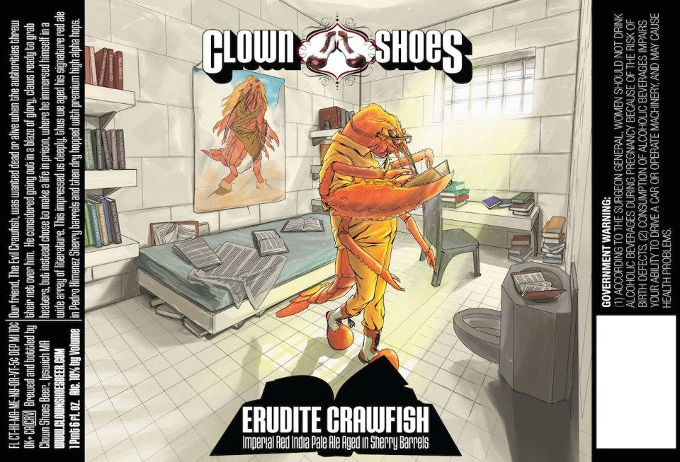 Clown Shoes Erudite Crawfish