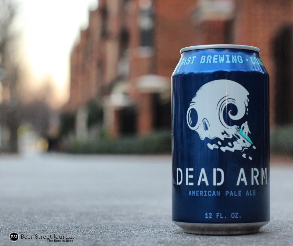 Coast Brewing Dead Arm Pale Ale