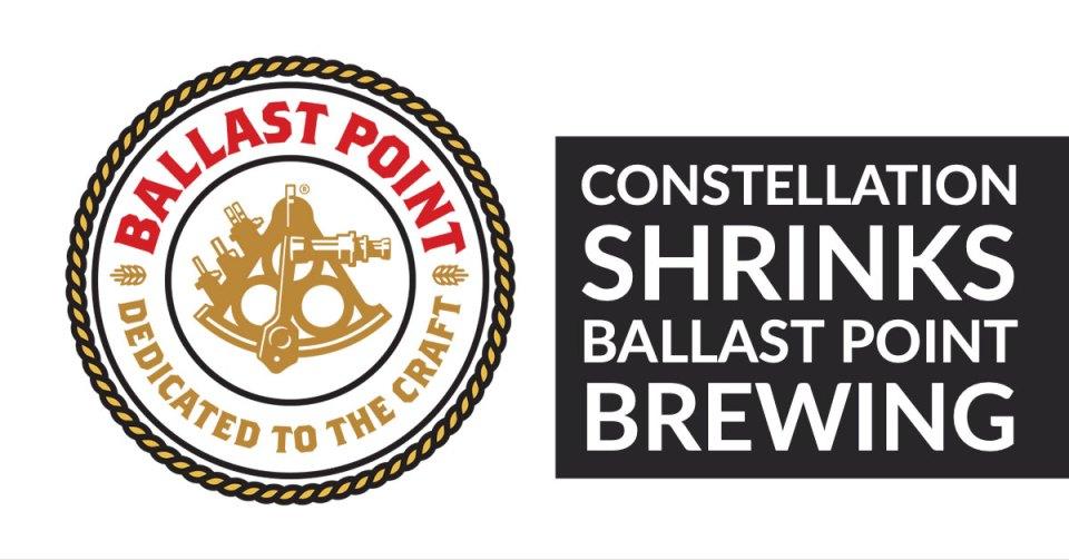Constellation Ballast Point Closures
