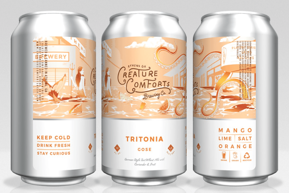 Creature Comforts Mango, Orange & Lime