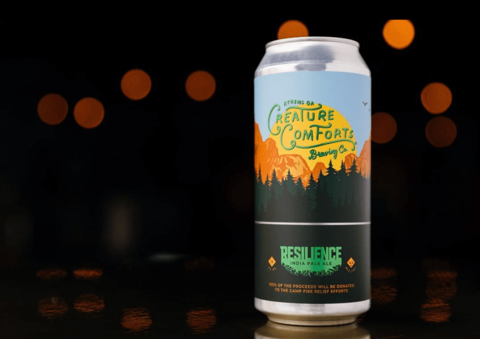 Creature Comforts Resilience IPA