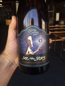 Creature Comforts See the Stars Bottle