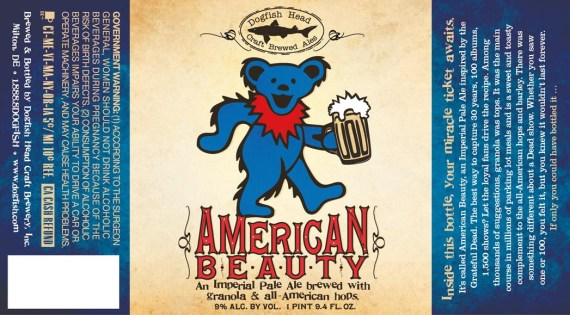 Dogfish Head American Beauty