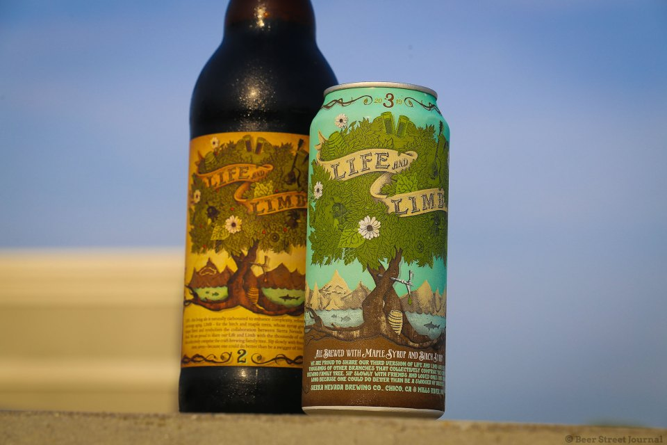 Dogfish Head Sierra Nevada Life & Limb 3