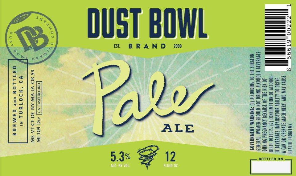 Dust Bowl Brewing Pale Ale