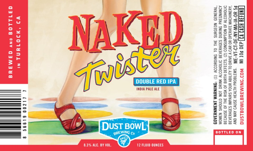 Dust Bowl Naked Twister