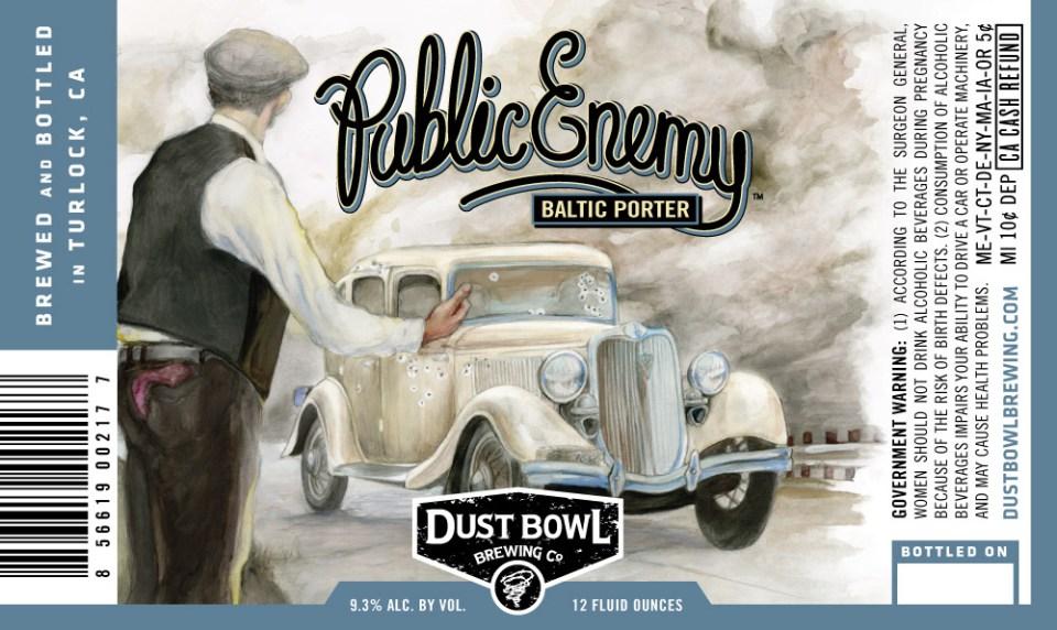 Dust Bowl Public Enemy