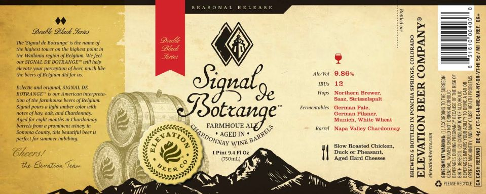 Elevation Signal dxe Botrange