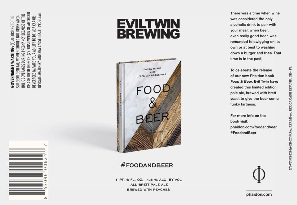 Evil Twin Food & Beer