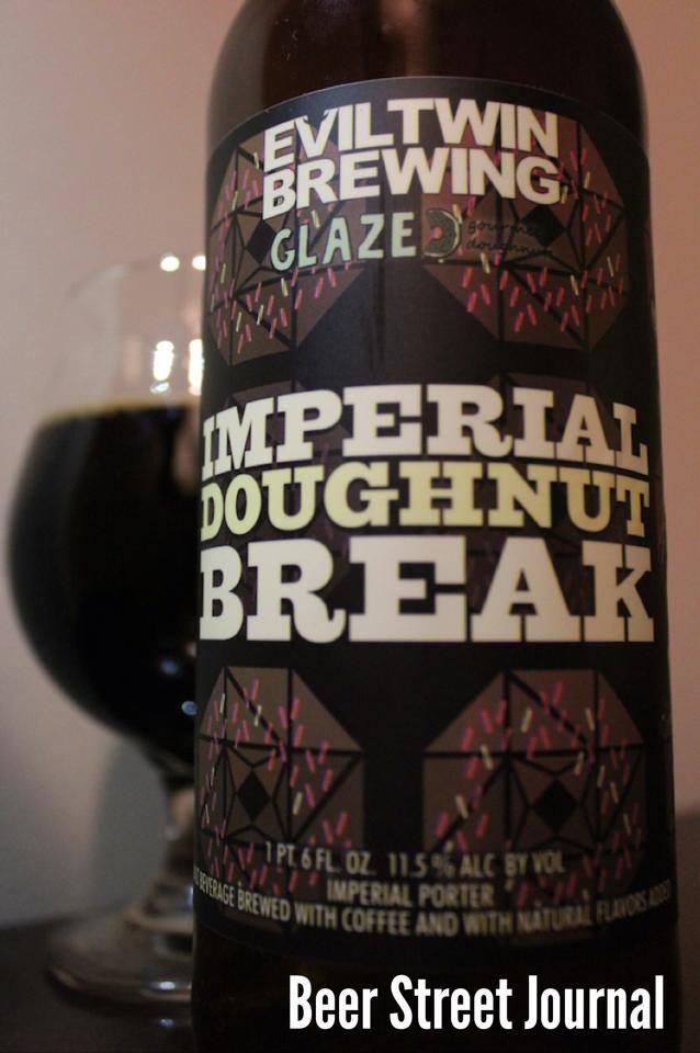 Evil Twin Imperial Doughnut Break