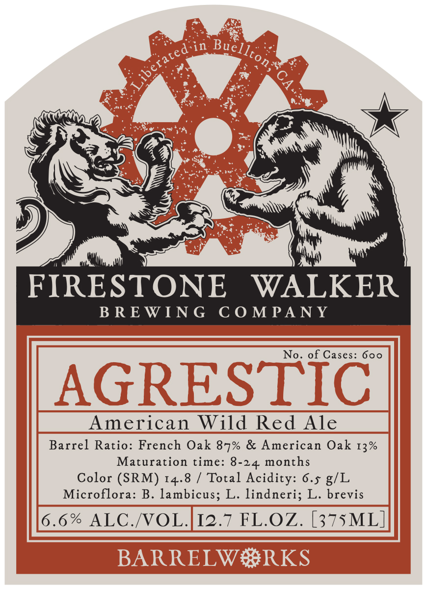 Firestone Walker Agrestic